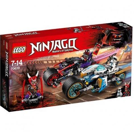 Imagine 1LEGO Ninjago Cursa Sarpelui Jaguar