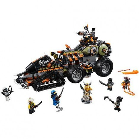 Imagine 2LEGO Ninjago Dieselnaut