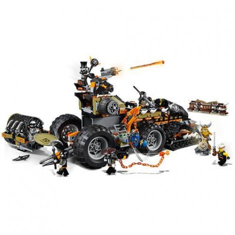 Imagine 3LEGO Ninjago Dieselnaut