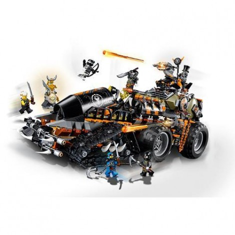 Imagine 5LEGO Ninjago Dieselnaut