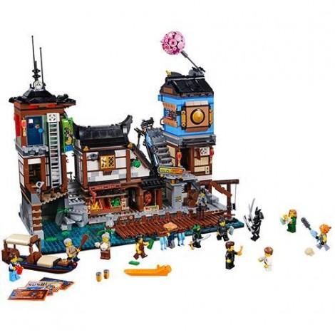 Imagine 3LEGO Ninjago Docurile Orasului