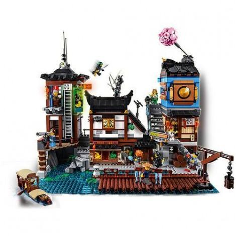 Imagine 6LEGO Ninjago Docurile Orasului