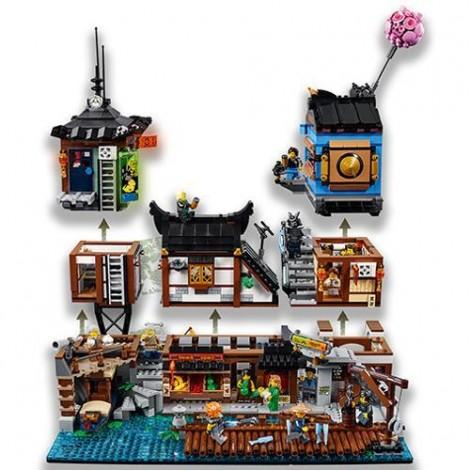 Imagine 7LEGO Ninjago Docurile Orasului