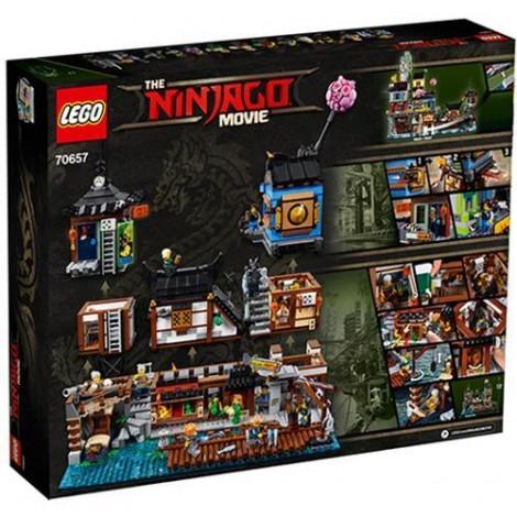 Imagine 8LEGO Ninjago Docurile Orasului