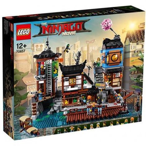 Imagine 1LEGO Ninjago Docurile Orasului