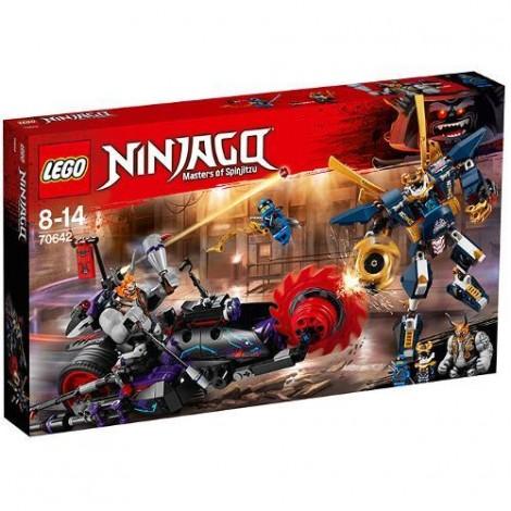 Imagine 1LEGO Ninjago Killow Contra Samurai X