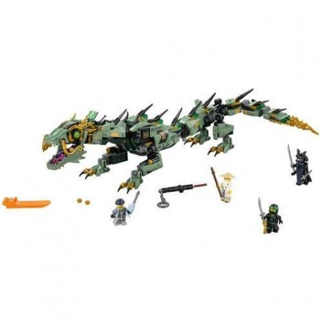 Imagine 2LEGO Ninjago Movie Green Ninja Mech Dragon