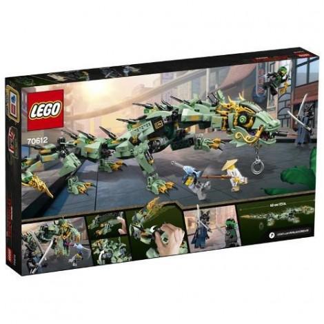 Imagine 3LEGO Ninjago Movie Green Ninja Mech Dragon
