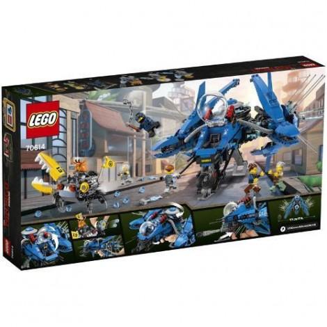 Imagine 3LEGO Ninjago Movie Lightning Jet
