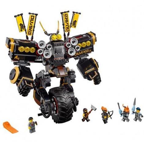 Imagine 2LEGO Ninjago Robotul lui Cole