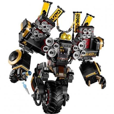 Imagine 3LEGO Ninjago Robotul lui Cole