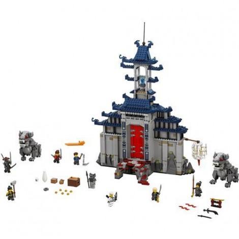 Imagine 2LEGO Ninjago Templul Armei Supreme