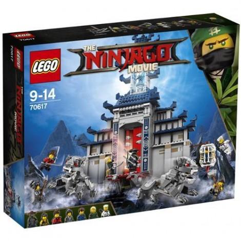 Imagine 1LEGO Ninjago Templul Armei Supreme