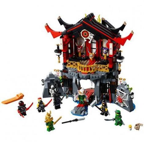 Imagine 2LEGO Ninjago Templul Invierii