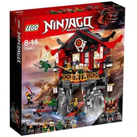 Imagine 1LEGO Ninjago Templul Invierii