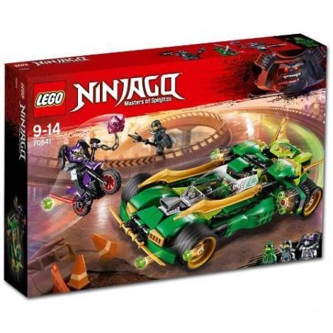 Imagine 1LEGO Ninjago Vehiculul Nocturn al lui Lloyd