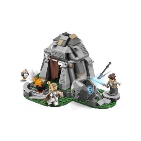 Imagine 3LEGO Star Wars Antrenamentul de pe Ahch-To Island