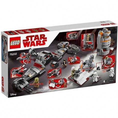Imagine 3LEGO Star Wars Apararea Planetei Crait