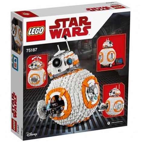 Imagine 3LEGO Star Wars BB-8
