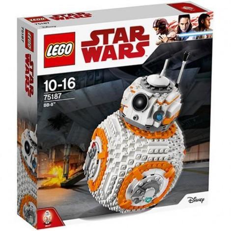 Imagine 1LEGO Star Wars BB-8