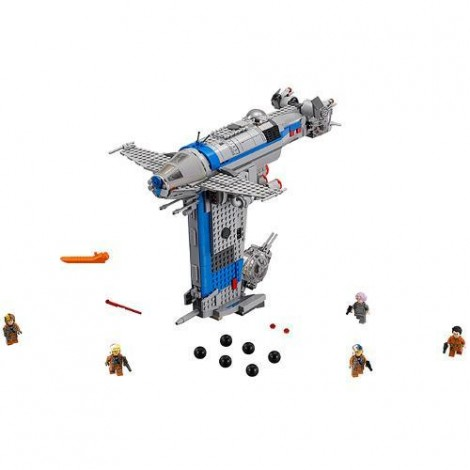 Imagine 2LEGO Star Wars Bombardier al Rezistentei