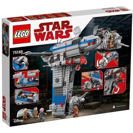 Imagine 3LEGO Star Wars Bombardier al Rezistentei