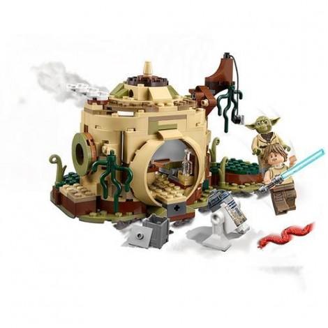 Imagine 6LEGO Star Wars Coliba lui Yoda