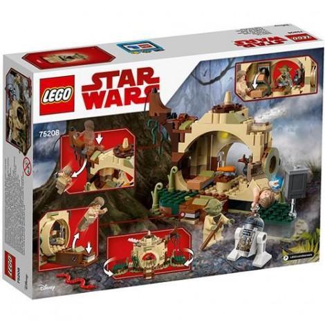 Imagine 7LEGO Star Wars Coliba lui Yoda