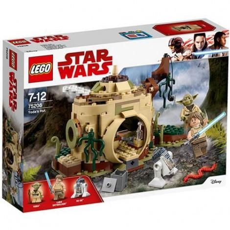 Imagine 1LEGO Star Wars Coliba lui Yoda