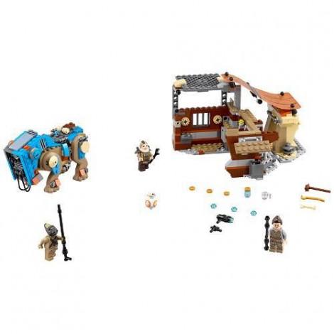 Imagine 2LEGO Star Wars Confruntare pe Jakku