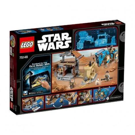 Imagine 3LEGO Star Wars Confruntare pe Jakku