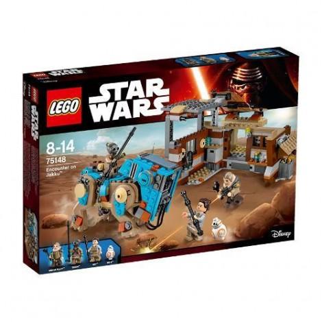 Imagine 1LEGO Star Wars Confruntare pe Jakku