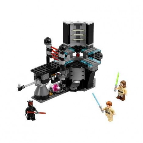 Imagine 2LEGO Star Wars Duel pe Naboo