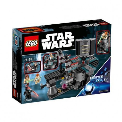 Imagine 3LEGO Star Wars Duel pe Naboo