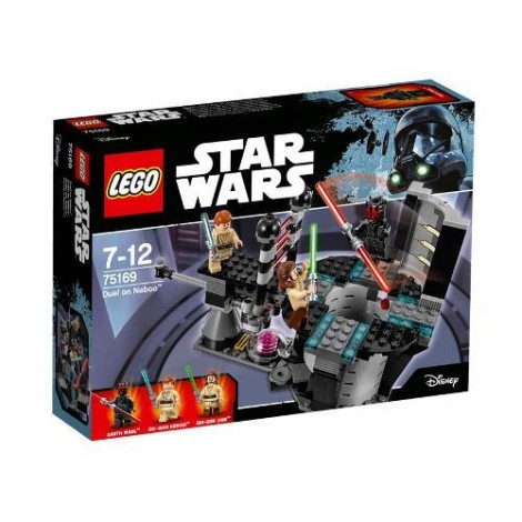 Imagine 1LEGO Star Wars Duel pe Naboo