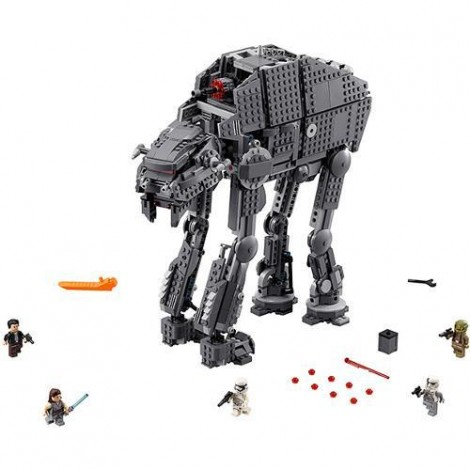 Imagine 2LEGO Star Wars Heavy Assault Walker al Ordinului Intai
