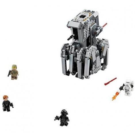 Imagine 2LEGO Star Wars Heavy Scout Walker al Ordinului Intai
