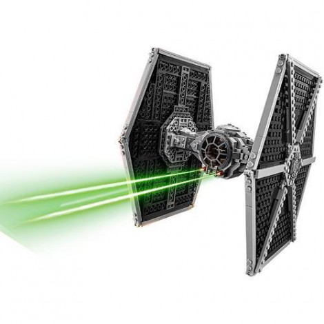 Imagine 3LEGO Star Wars Imperial TIE Fighter