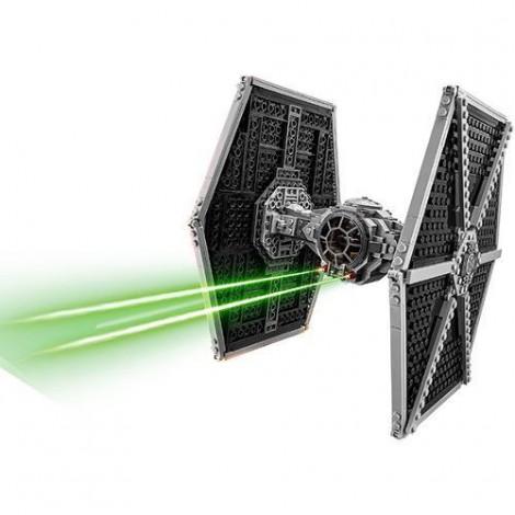 Imagine 3LEGO Star Wars Imperial TIE Fighter