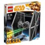 Imagine 1LEGO Star Wars Imperial TIE Fighter