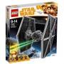 Imagine 1LEGO Star Wars Imperial TIE Fighter
