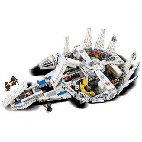 Imagine 4LEGO Star Wars Kessel Run Millennium Falcon