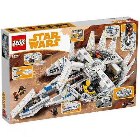 Imagine 5LEGO Star Wars Kessel Run Millennium Falcon