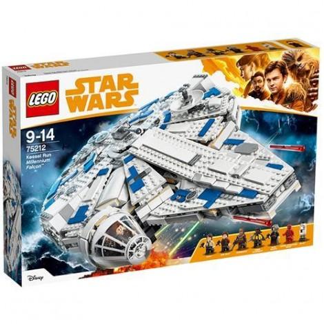 Imagine 1LEGO Star Wars Kessel Run Millennium Falcon