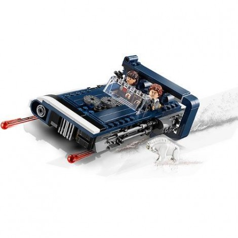 Imagine 3LEGO Star Wars Landspeeder-ul lui Han Solo