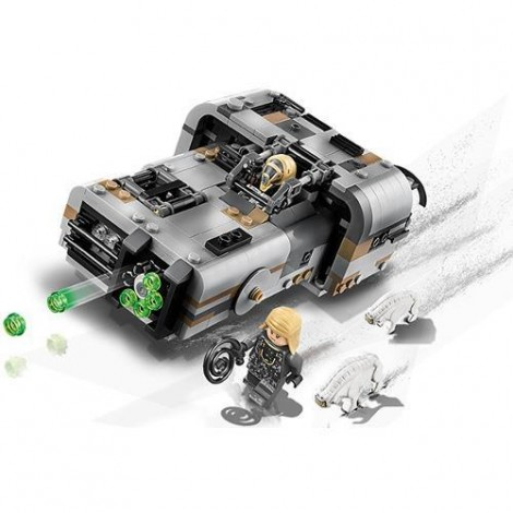 Imagine 3LEGO Star Wars Landspeeder-ul lui Moloch