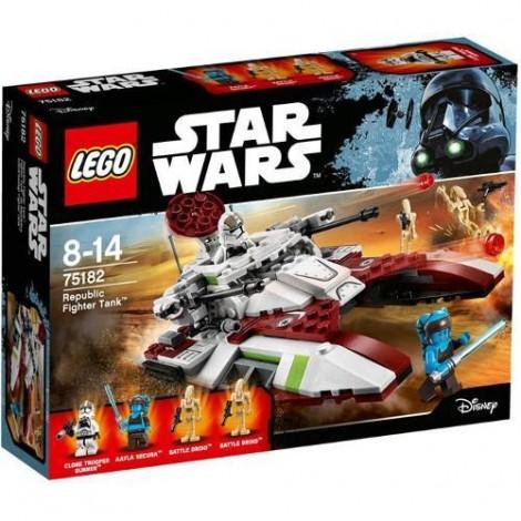 Imagine 1LEGO Star Wars Republic Fighter Tank