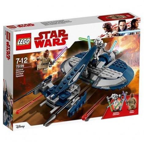 Imagine 1LEGO Star Wars Speeder-ul de Lupta al Generalului Grievous