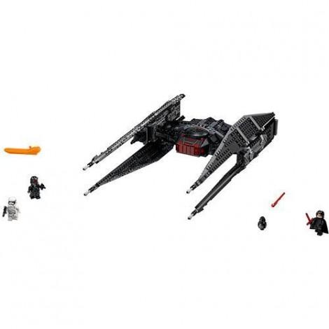 Imagine 2LEGO Star Wars TIE Fighter-ul lui Kylo Ren