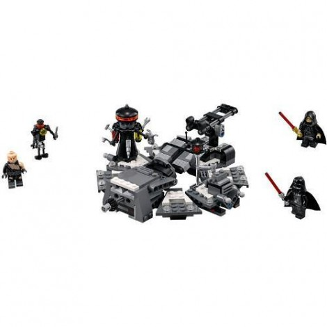 Imagine 2LEGO Star Wars Transformarea Darth Vader